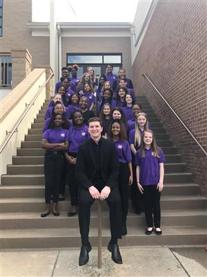 Congratulations Mr. Augsten and Chorus Students! (click for more images)